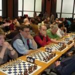 Schnellturnier Spielsaal 2006