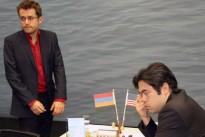 Levon führt in Wijk aan Zee!