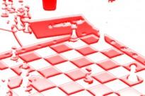 Endstand Schnellschach Grand Prix 2012