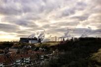 Wolken über Wijk