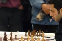 Remis gegen Khalifman