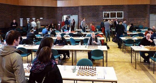 Schicht im Schach – Qualifikationsturnier