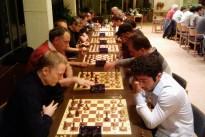 Melkumyan gewinnt Schnellturnier mit 34 Teilnehmern