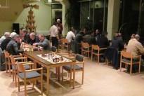 Auftakt des Schnellschach Grand Prix 2013