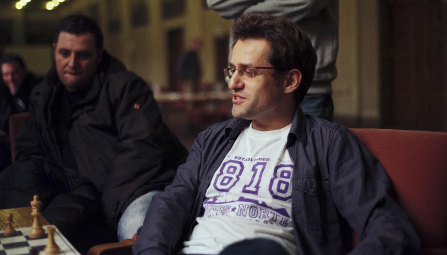 Levon Aronian spielte eine Saison für die Schachfreunde Berlin, jetzt für Baden-Baden