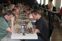 Ilja Brener Sieger beim 10. Schnellschachturnier der Schachfreunde