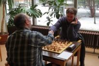Schachfreunde auf dem Weg in die zweite Liga