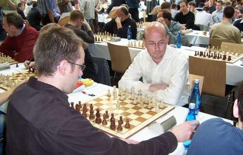 Schwarzer Freitag für die Schachfreunde