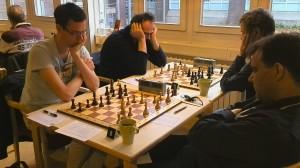 Die Bank: Thorben Lindhauer und Jens Kutschke 2:0