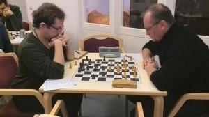 Miguel Parada Contzen und Mariusz Kaniecki vergnügten sich mit sich selbst.