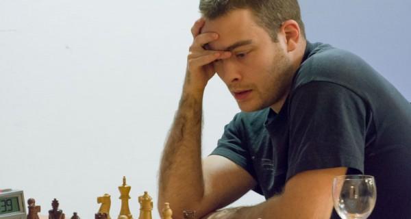 Mikael Agopov bloggt vom GM-Turnier