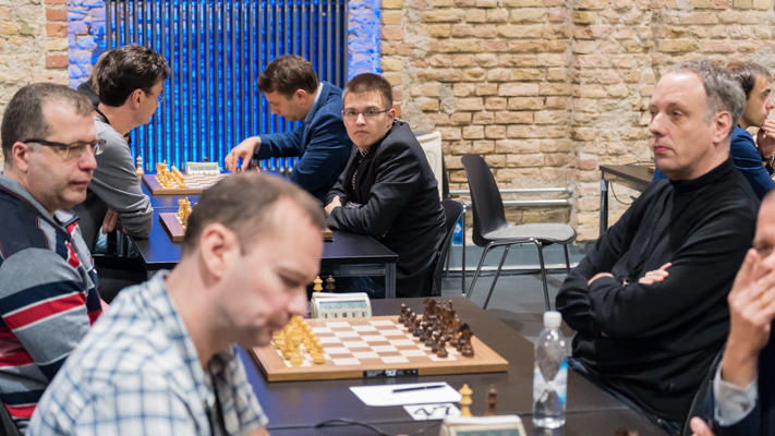 Alexei Drejew – Rainer Polzin
