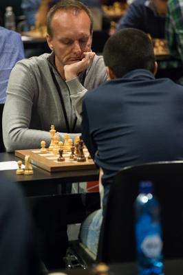 Lars Thiede, Schnellschach-WM 2015 in Berlin