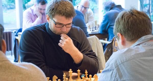 Udo Hoffmann gewinnt das 110. Spaßblitzturnier