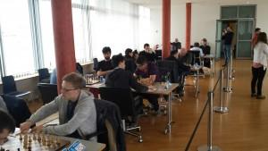 Schachfreunde vs. Norderstedt