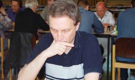 Mladen Muse gewinnt 5. Offenes Schnellturnier
