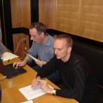 Schnellturnier Turnierleitung Polzin Thiede 2006