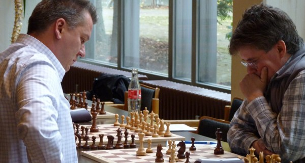 5½:2½ - SFB 3 erfolgreich gegen Spandau