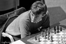 Luke McShane bei den London Chess Classics, Foto: Ray Morris-Hill