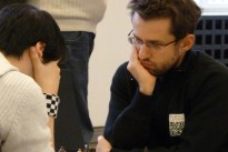 Aronian gegen Kramnik im April in Zürich