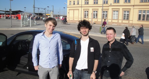 Geteilter Dritter bei der Norddeutschen Blitz-Mannschaftsmeisterschaft