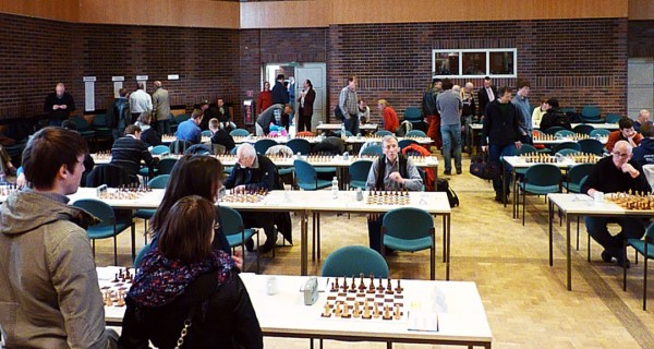 Schicht im Schach - Qualifikationsturnier
