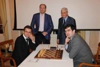 Remis im Turnierschach, Sieg im Schnellschach für Aronian