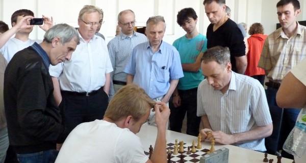 Polzin gewinnt 14. Offenes Schnellturnier