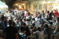 Mitternachtsteamblitz auf Kreta