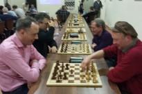 Rainer Polzin ist Berliner Vize-Meister 2013/2014 im Schach 960