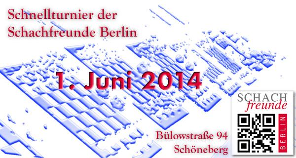 16. Offenes Schnellturnier der Schachfreunde Berlin
