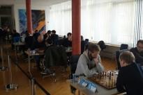 HSK vs. Schachfreunde: Spiel um Platz 5