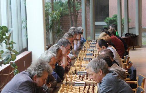 Schnellschach Grand-Prix im März:Burckhardt und Hoffbauer mit Preisen
