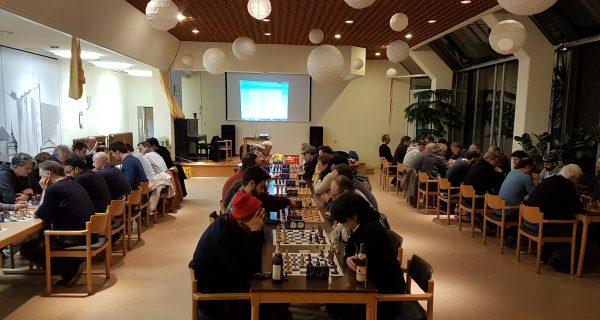 Schnellschach-Grand-Prix Februar 2018