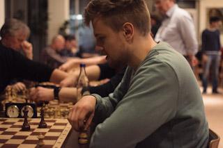 Johannes Florstedt gewinnt das 122. Spaßblitzturnier