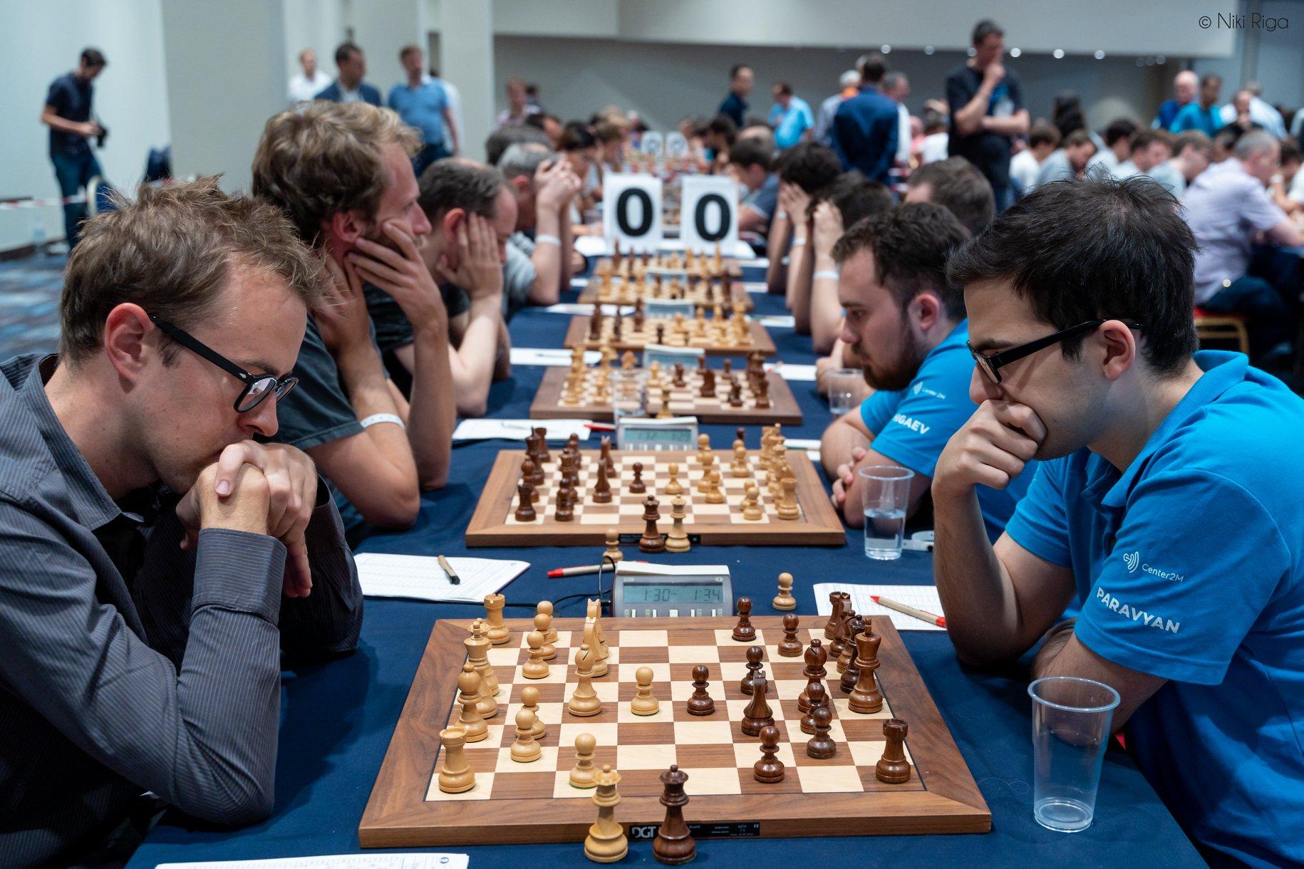 Europapokal Runde 6+7: Mit Hängen und Würgen